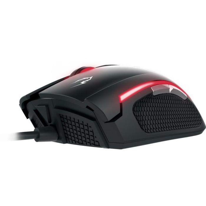 Mouse gaming Gamdias Zeus E2 ilumanare RGB negru + Nyx E1 [12]