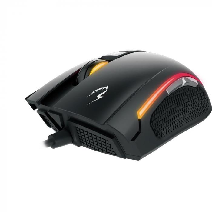 Mouse gaming Gamdias Zeus E2 ilumanare RGB negru + Nyx E1 [17]