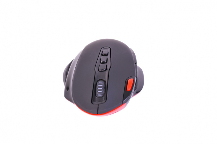 Mouse gaming Redragon Shark 2 Wireless negru [2]