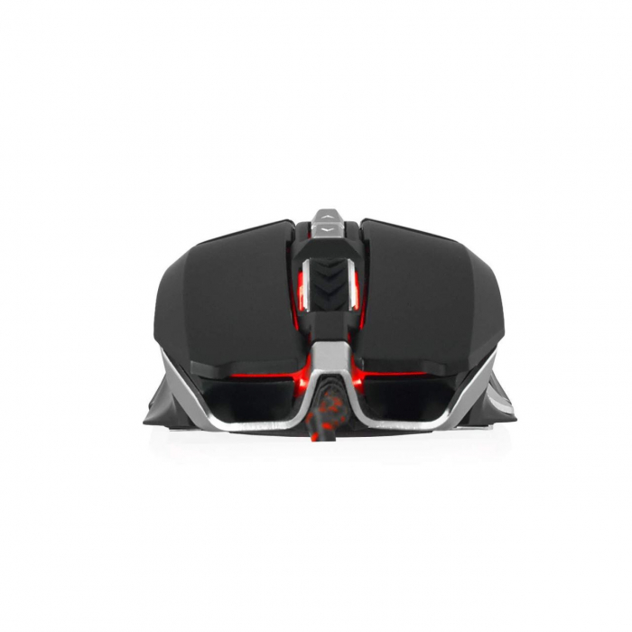 Mouse gaming Riotoro Aurox negru iluminare RGB [6]