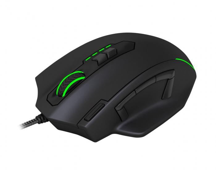 Mouse gaming T-DAGGER Major negru [1]