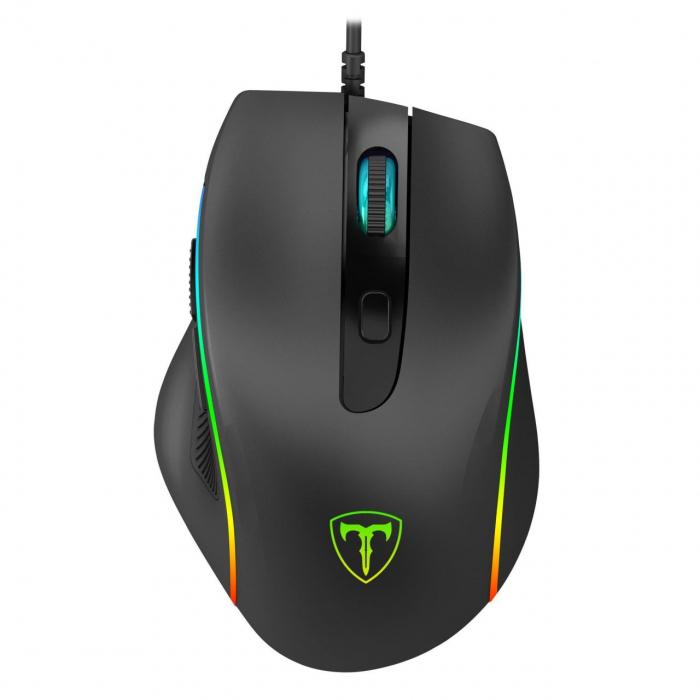Mouse gaming T-Dagger Recruit 2 negru [0]