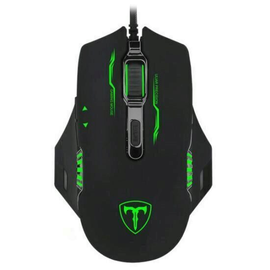 Mouse gaming T-DAGGER Recruit negru [0]