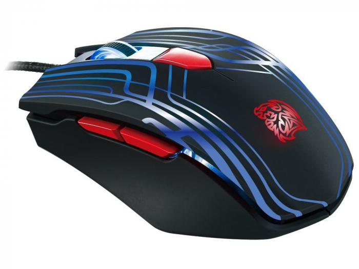 Mouse gaming Tt eSPORTS Talon negru [3]