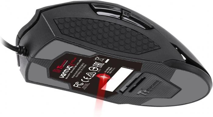 Mouse gaming Tt eSPORTS Ventus X Plus negru [3]
