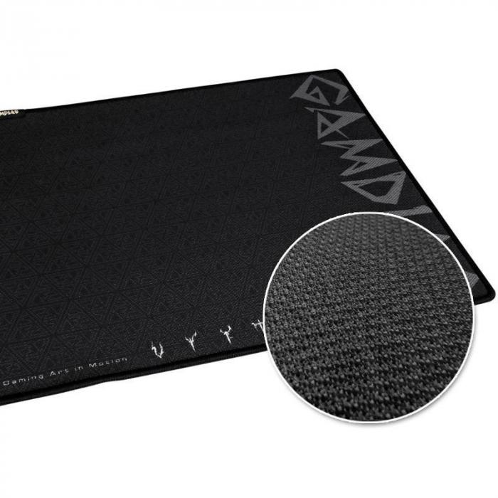 Mousepad gaming Gamdias NYX Control L [4]
