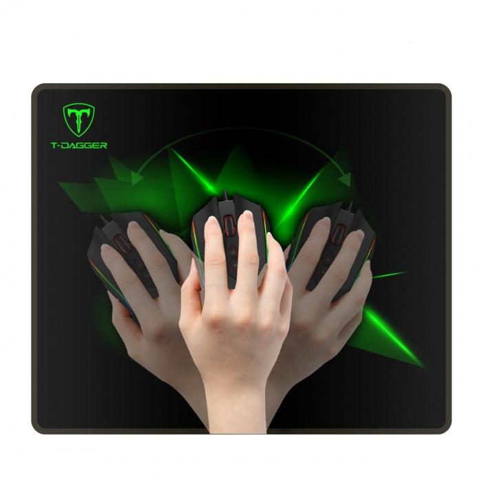Mousepad gaming T-DAGGER Geometry marime M  [3]