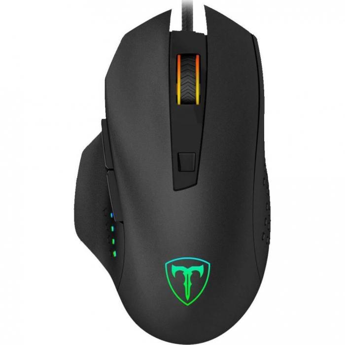 Pachet gaming T-DAGGER, tastatura mecanica Destroyer + mouse Captain + mousepad Lava + casti Ural 8
