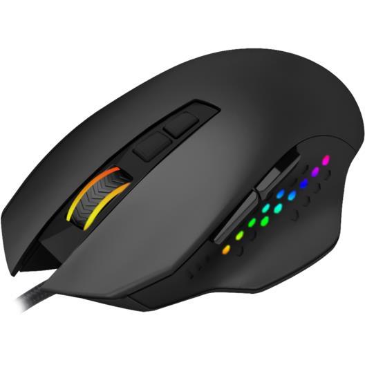Pachet gaming T-DAGGER, tastatura mecanica Destroyer + mouse Captain + mousepad Lava + casti Ural 11