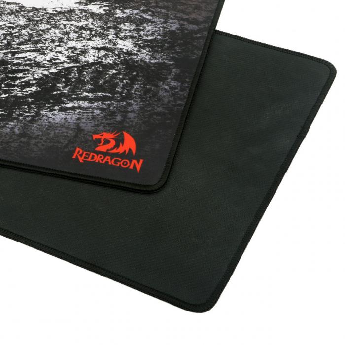 Pachet Redragon tastatura gaming Shiva + mouse gaming Emperor + mousepad gaming Taurus 18