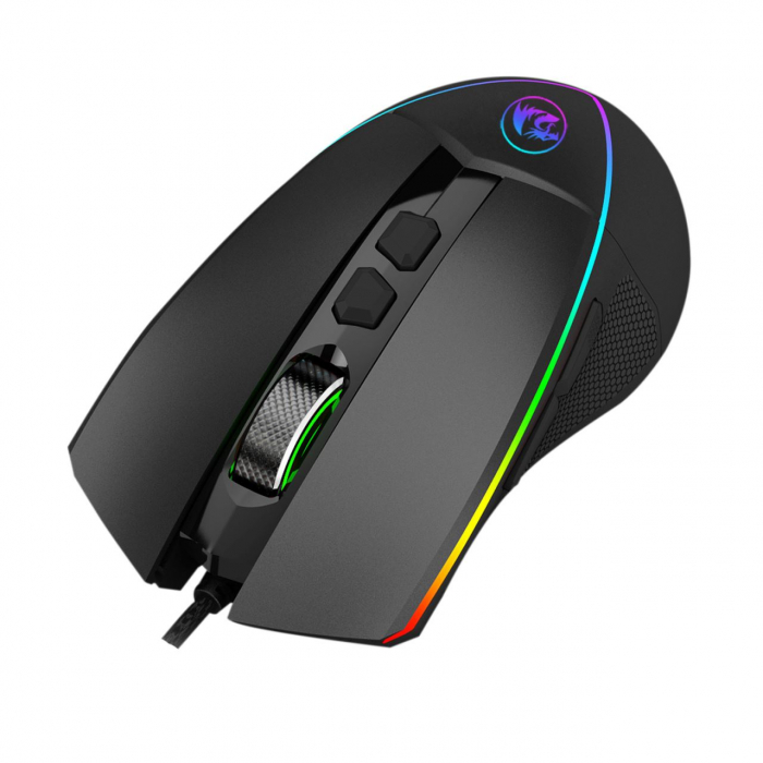 Pachet Redragon tastatura gaming Shiva + mouse gaming Emperor + mousepad gaming Taurus 8