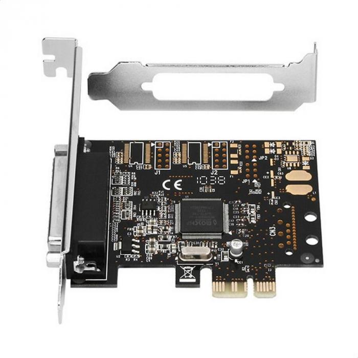 PCI-Express Adapter 1x Parallel Port + LP [1]