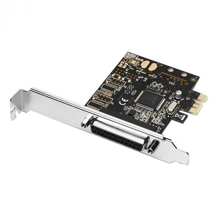 PCI-Express Adapter 1x Parallel Port + LP [4]