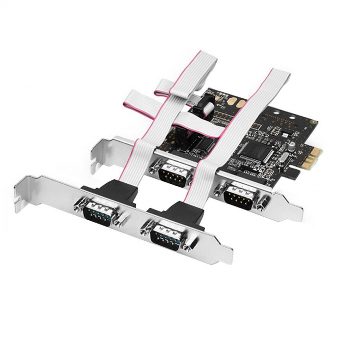 PCI-Express Adapter 4x Serial Port [0]