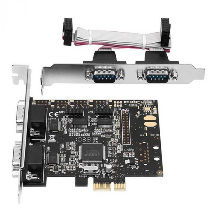 PCI-Express Adapter 4x Serial Port [5]