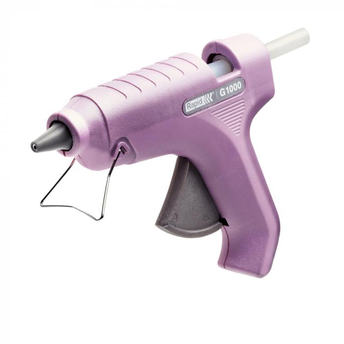 Pistol de lipit RAPID G1000 - violet 0