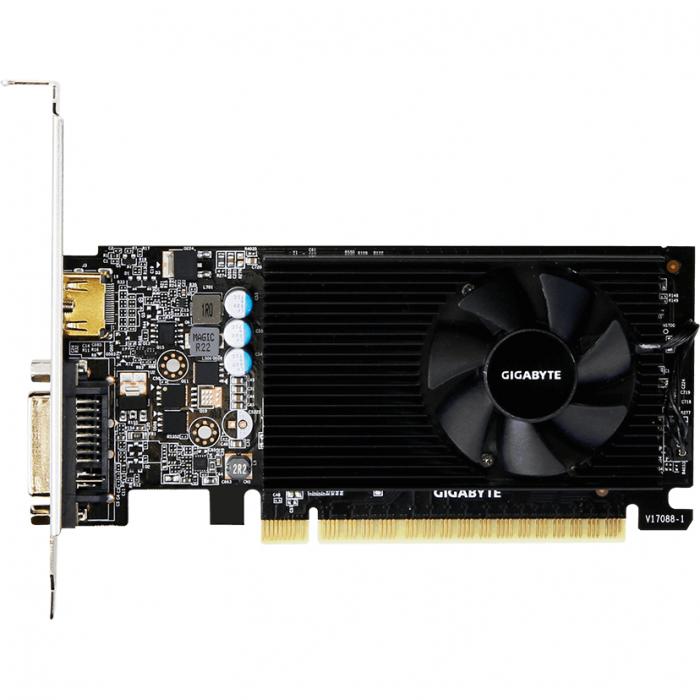 Placa video GIGABYTE GeForce GT 730 2GB GDDR5 64-bit 1