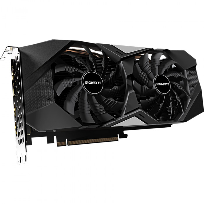 Placa video GIGABYTE GeForce RTX 2060 SUPER Windforce 8GB GDDR6 256-bit 2