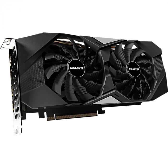 Placa video GIGABYTE GeForce RTX 2060 SUPER Windforce OC 8GB GDDR6 256-bit [0]