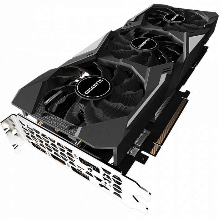 Placa video GIGABYTE GeForce RTX 2070 SUPER Gaming OC 3X 8GB GDDR6 256-bit 5
