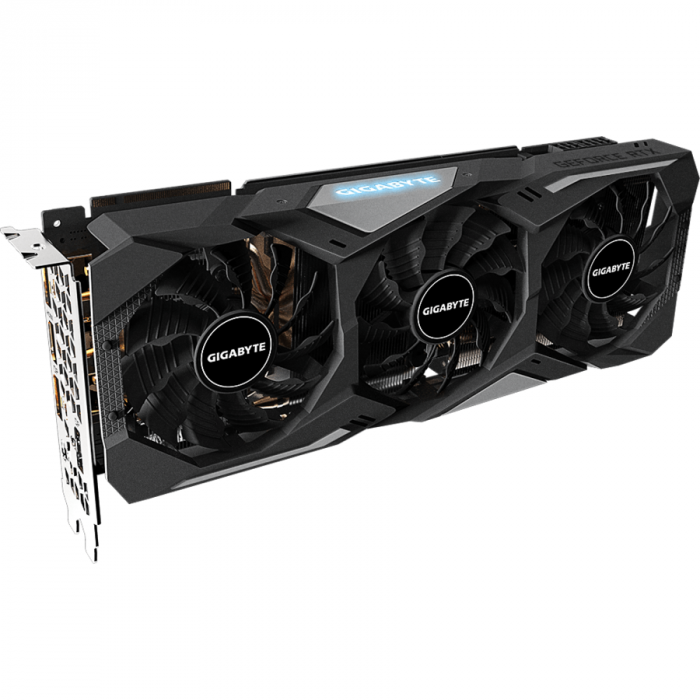 Placa video GIGABYTE GeForce RTX 2070 SUPER Gaming OC 3X 8GB GDDR6 256-bit 3