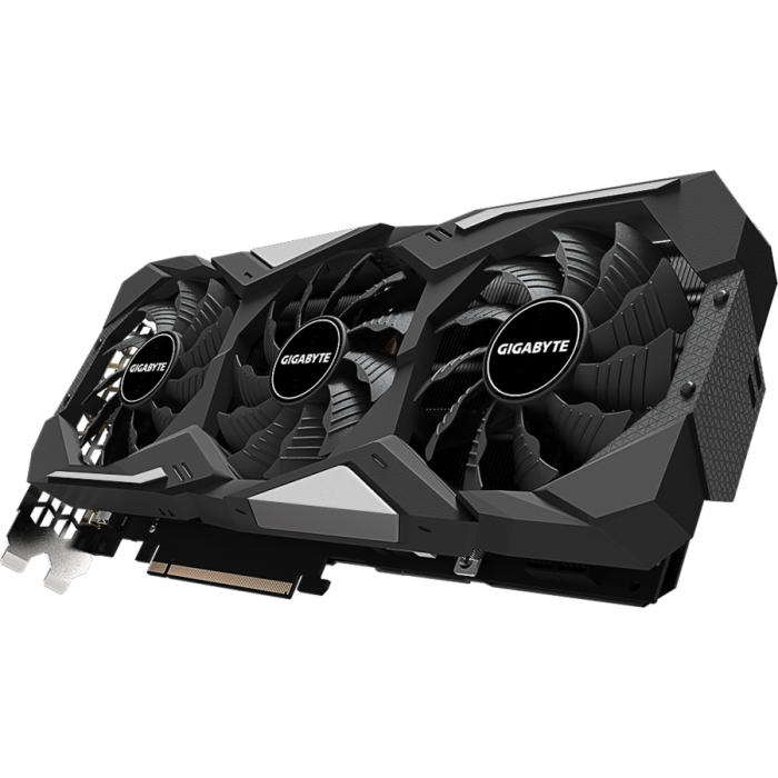 Placa video GIGABYTE GeForce RTX 2070 SUPER Windforce OC 3X 8GB GDDR6 256-bit 1
