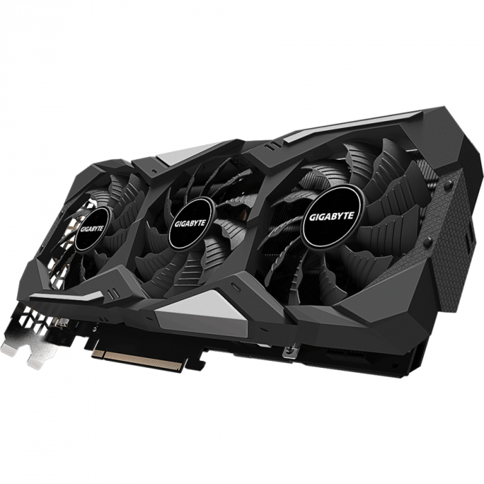 Placa video GIGABYTE GeForce RTX 2080 SUPER Windforce OC 8GB GDDR6 256-bit 1