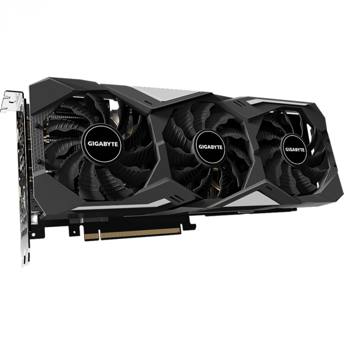 Placa video GIGABYTE GeForce RTX 2080 SUPER Windforce OC 8GB GDDR6 256-bit 2