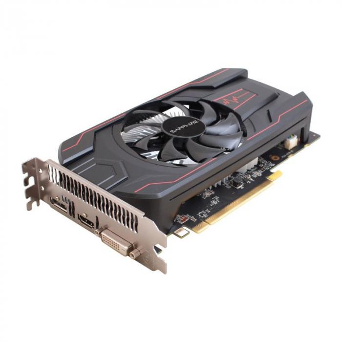 Placa video Sapphire Radeon RX 560D PULSE 2GB GDDR5 128-bitSapphire [2]