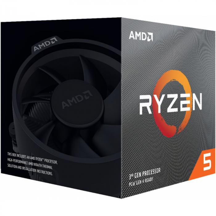 Procesor AMD Ryzen 5 3600X 3.8GHz [0]