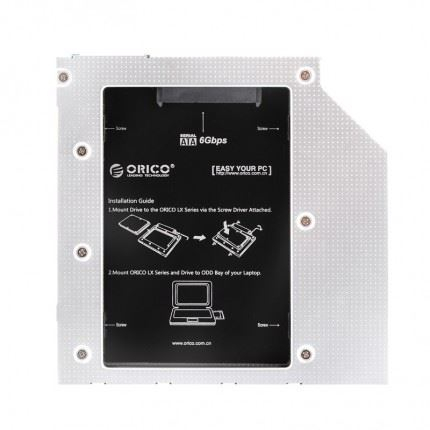 Rack HDD Orico LX Series L95SS V1 PRO 9.5mm Caddy 2.5 inch 4