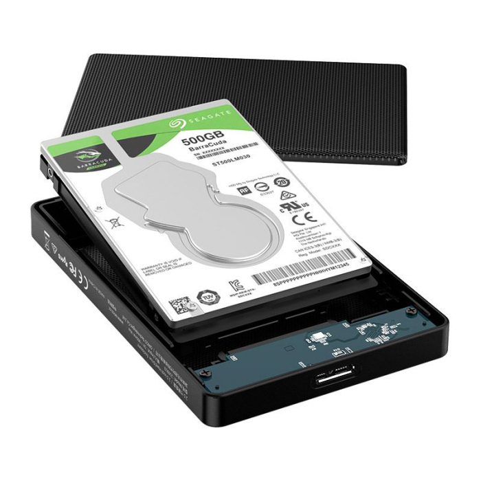 Rack Orico 2169U3 USB 3.0 Black [3]