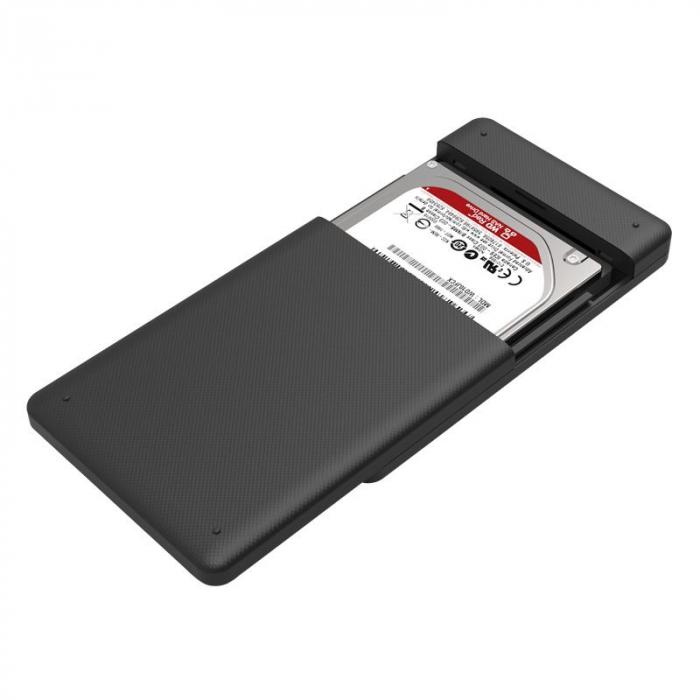 Rack Orico 2577U3 USB 3.0 Black 1