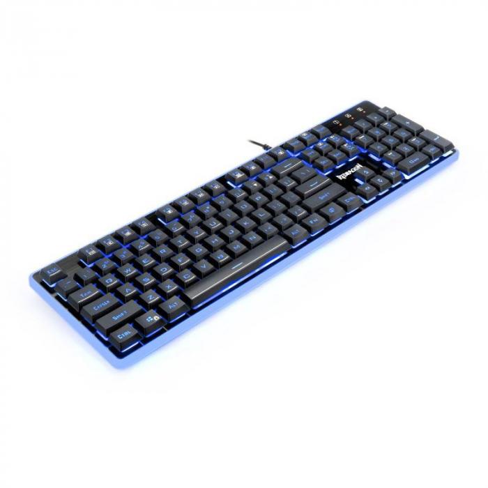 Tastatura Gaming Redragon Dyaus2 RGB [3]