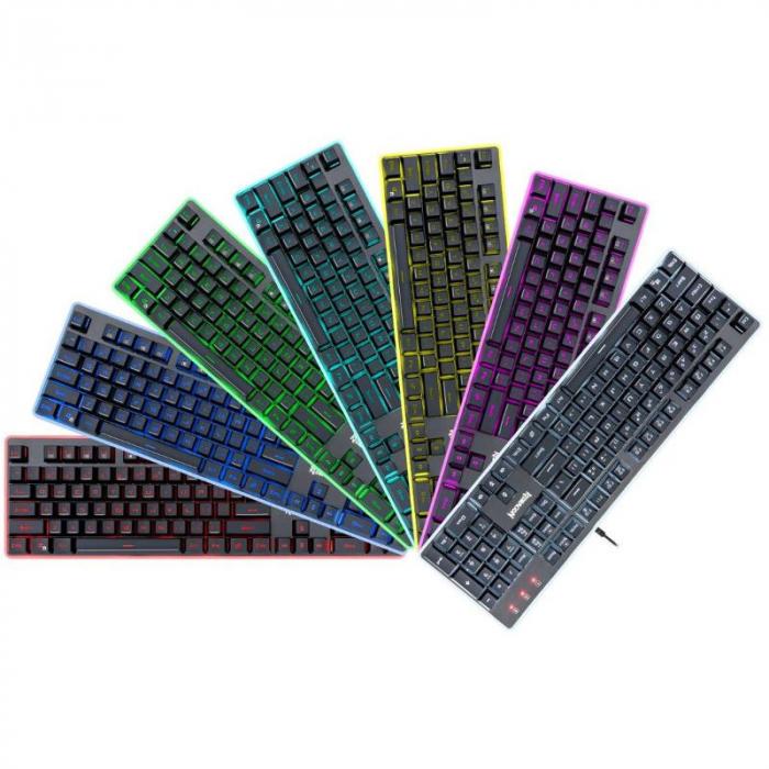 Tastatura Gaming Redragon Dyaus2 RGB [8]