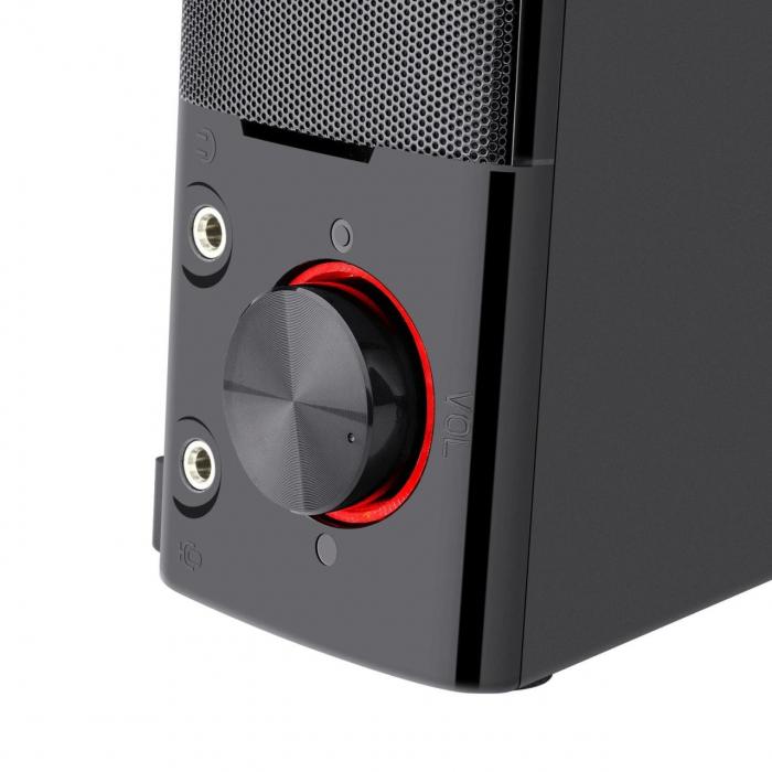 Boxe Redragon Orpheus 2.0, negre [1]