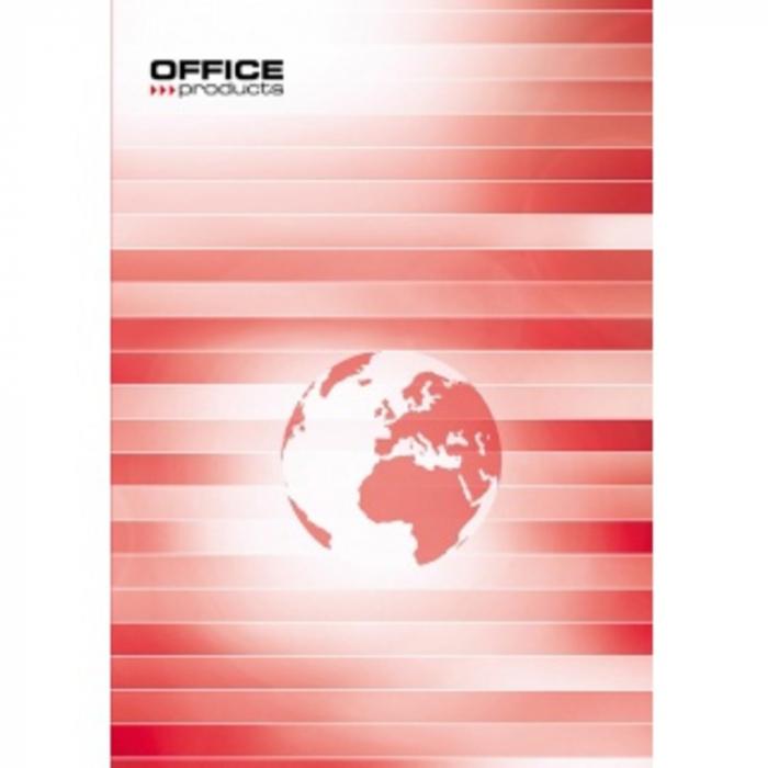 Registru A4, 96 file 55g/mp, coperti carton rigid, Office Products - dictando 0