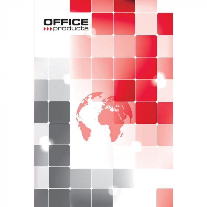 Registru A5, 96 file 70g/mp, coperti carton rigid, Office Products - matematica 0