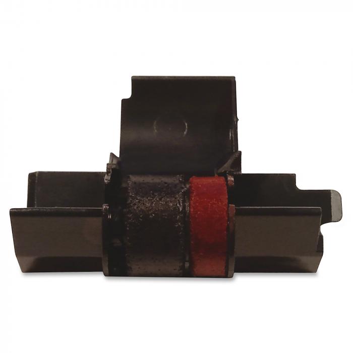 Ribbon cu cerneala, pentru calculator cu banda Rebell PDC 20, Rebell PDC 30 - negru/rosu [0]