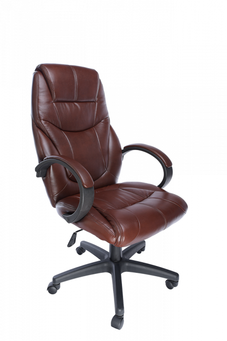 Scaun Office Spacer imitatie piele SP-OC-BR168 [4]