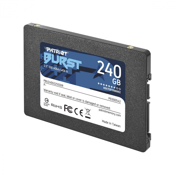 SSD Patriot Burst 240GB SATA-III [1]