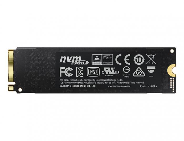 SSD Samsung 970 PRO 512GB PCI Express x4 M.2 2280 [3]