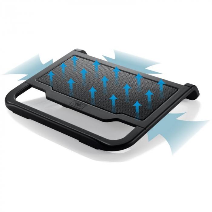 """Stand/Cooler notebook Deepcool N200, pentru 15.6"""" 0"""