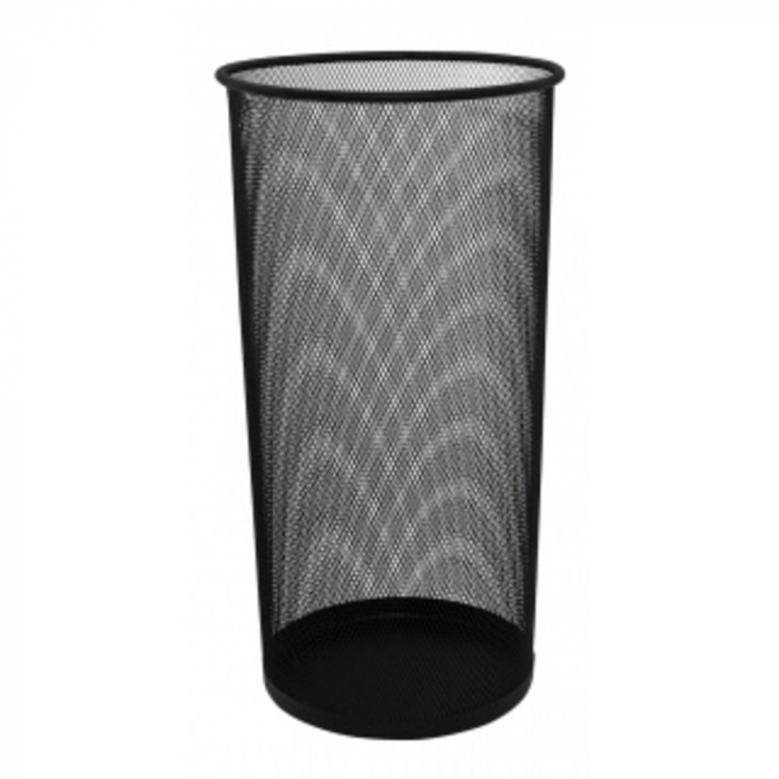Suport metalic Mesh, pentru umbrele, Q-Connect black [0]