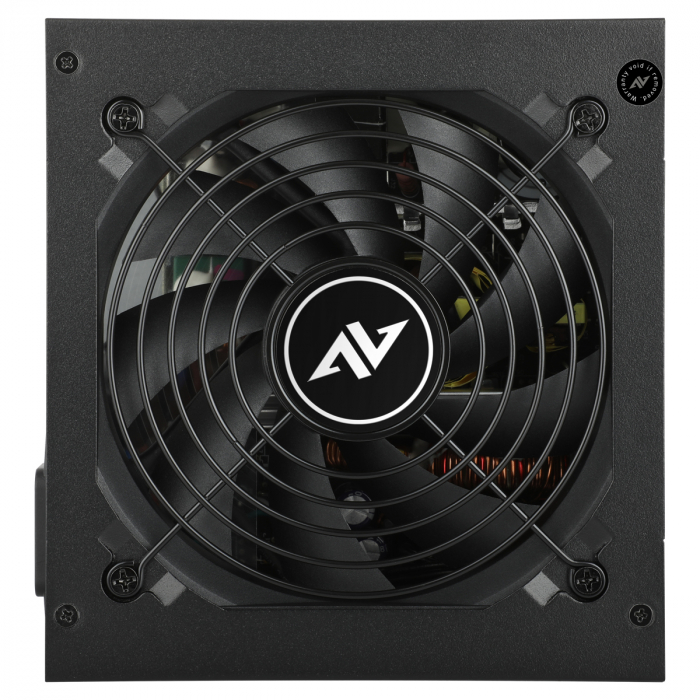 Sursa ABKONCORE Mighty 500W Real Power, PFC activ, ventilator, 120mm, 80 Plus 2