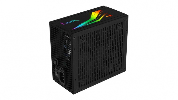 Sursa Aerocool LUX RGB, 80+ Bronze, 550W [1]