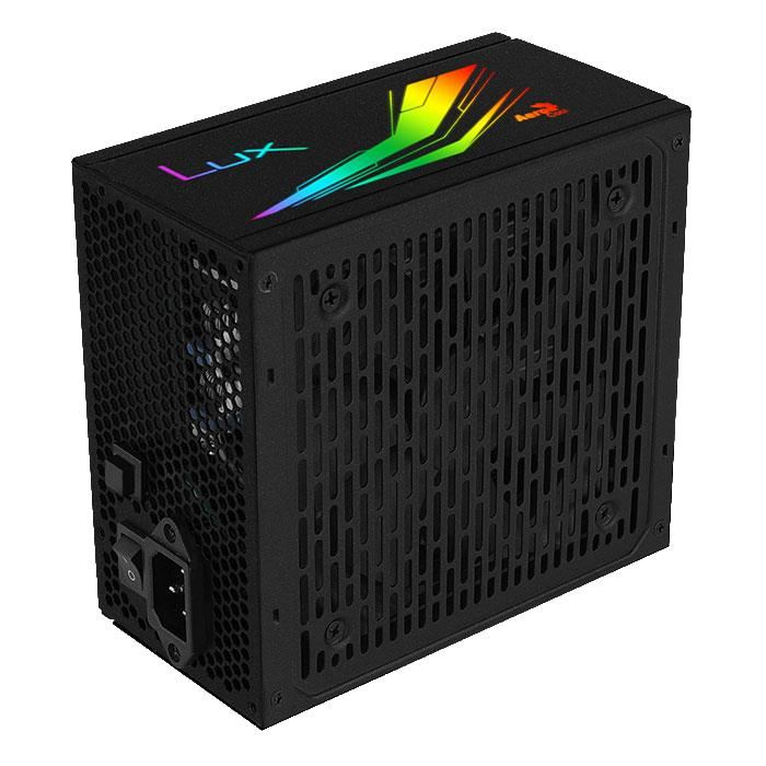 Sursa Aerocool LUX RGB, 80+ Bronze, 550W [0]
