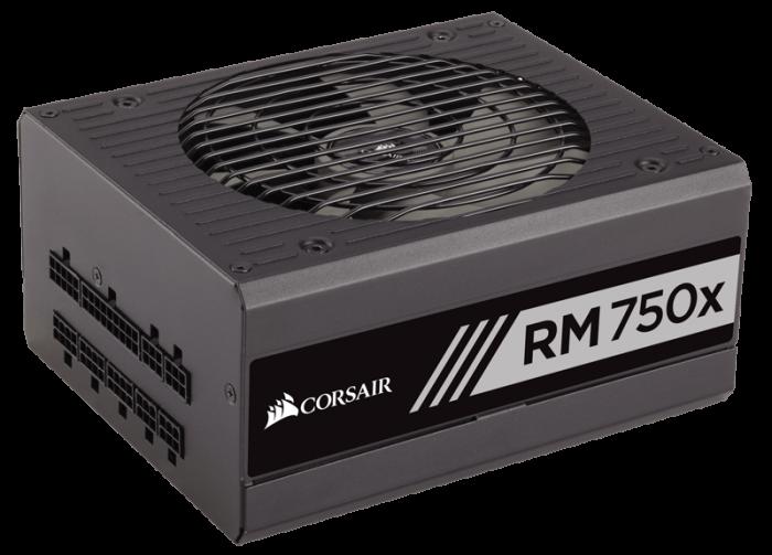 Sursa Corsair 750W, RM-X Series, RM750x, 80 PLUS Gold 1