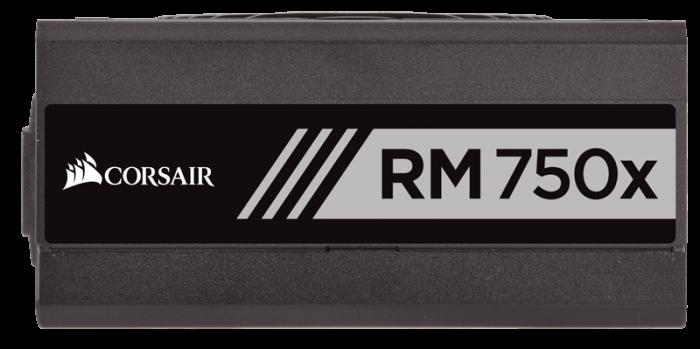 Sursa Corsair 750W, RM-X Series, RM750x, 80 PLUS Gold 5