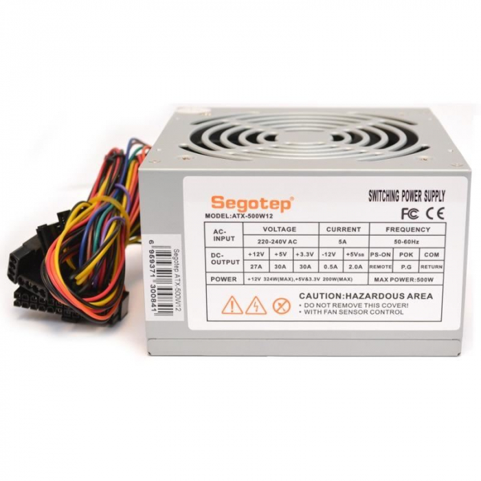 Sursa Segotep ATX-500W12 500W [1]
